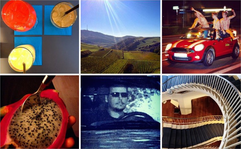 Meine Top 6 Instagram-Momente 2014
