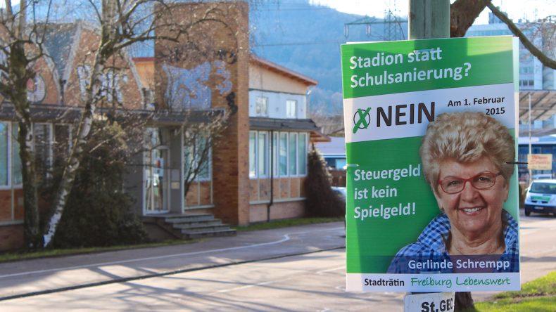 Bürgerentzweit: 40 Prozent für Freiburg Lebenswert?